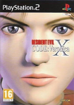 RE Code Veronica X Portada Ficha