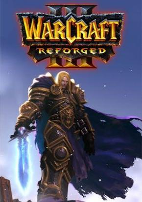Warcraft III Reforged Portada Ficha