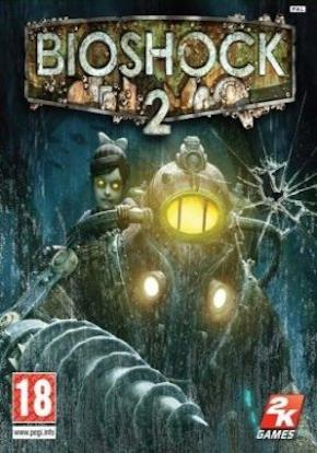 BioShock 2 Portada