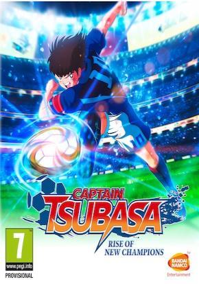 Captain Tsubasa Portada Ficha 01