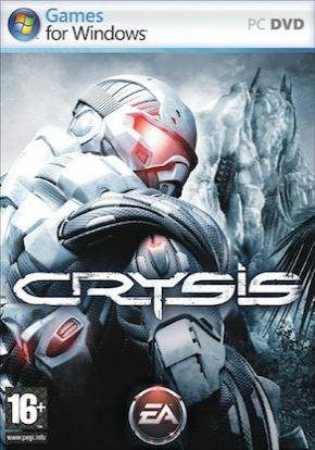 Crysis Portada Ficha