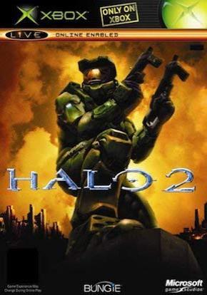 Halo 2 Portada Ficha