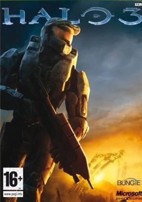 Halo 3 Portada Ficha
