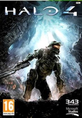 Halo 4 Portada Ficha