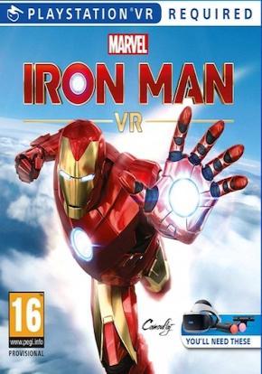 Marvel's Iron Man VR FICHA