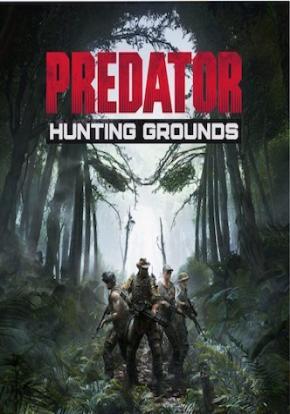 Predator Hunting Grounds Portada 2