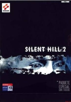 Silent Hill 2 Portada Ficha