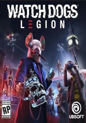 Watch Dogs Legion Portada Ficha