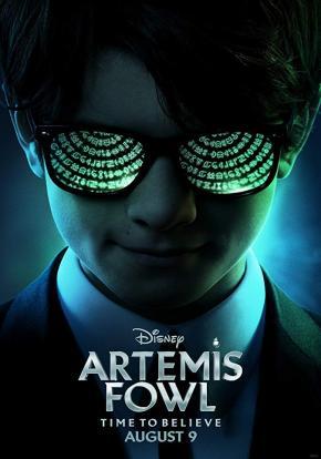 Artemis Fowl caratula