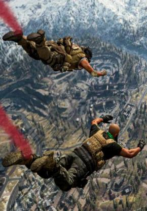 Call of Duty Warzone Portada