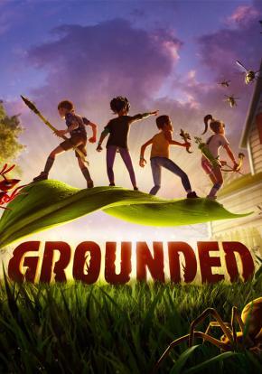 Grounded Portada