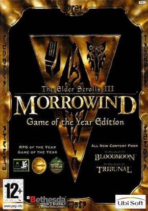 Morrowind Portada Ficha