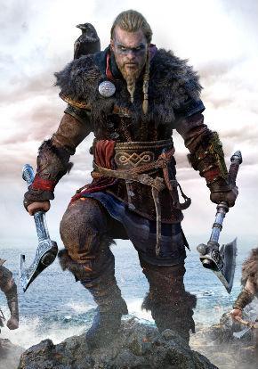 Carátula de Assassin's Creed Valhalla