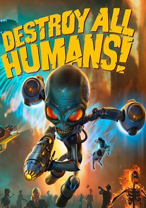 Destroy All Humans remake ficha