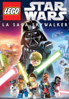 LEGO Star Wars La Saga Skywalker FICHA