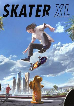 Skater XL carátula