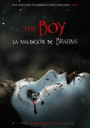 Cartel de The Boy: La maldición de Brahms