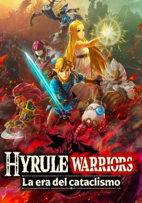 Hyrule Warriors La Era del Cataclismo carátula