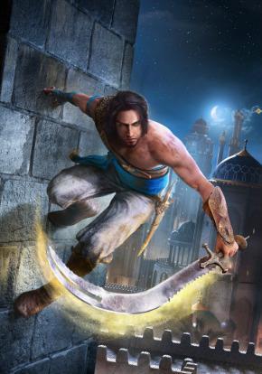 Prince of Persia Las Arenas del Tiempo Remake carátula