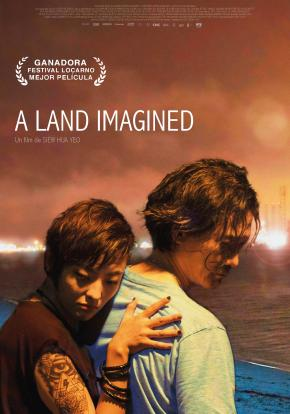 Cartel de A Land Imagined