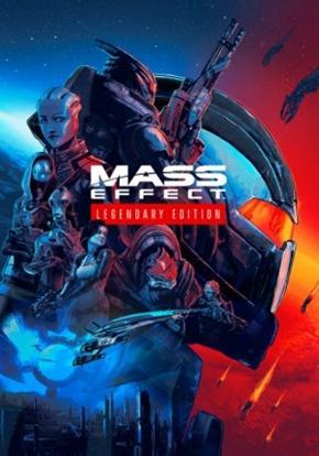 Mass Effect Legendary Edition cartel