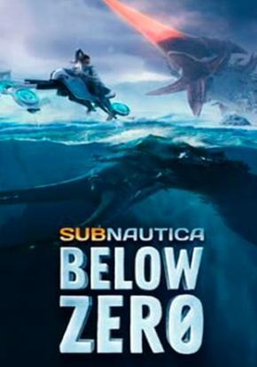 Subnautica Below Zero cartel
