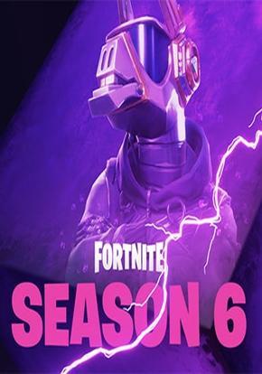 Fortnite temporada 6 cartel