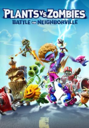 Plants vs Zombies Battle for Neighborville portada