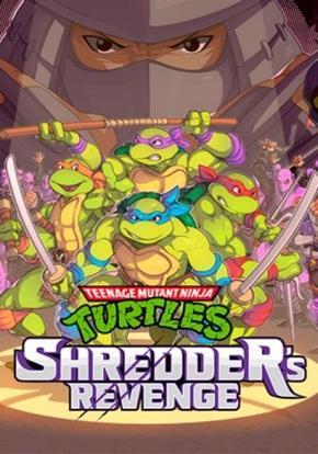 Teenage Mutant Ninja Turtles: Shredder's Revenge cartel