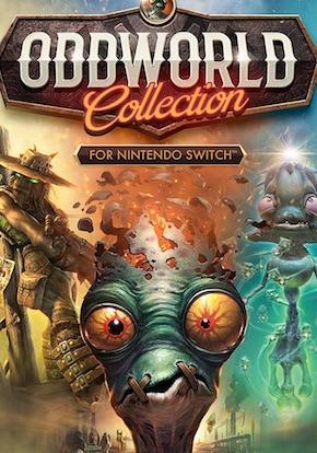 Oddworld Collection FICHA