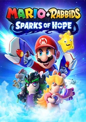 Mario + Rabbids Sparks of Hope cartel