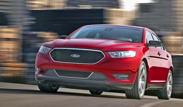 Ford Tuarus 2011