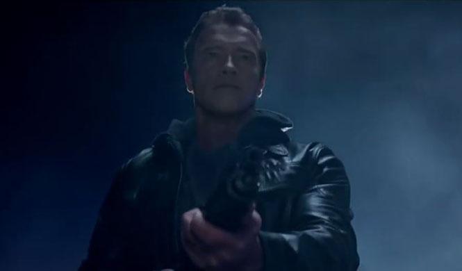 Arnold Schwarzenennger es Terminator