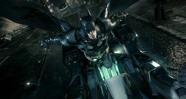 8- BATMAN ARKHAM KNIGHT