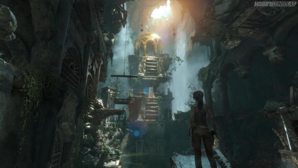 Rise of the Tomb Raider - Análisis para PC - HobbyConsolas Juegos