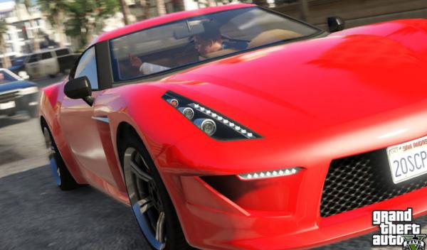 Ferrari F12 Berlinetta GTA V