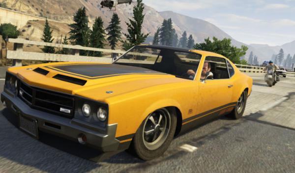 Buick GSX GTA V