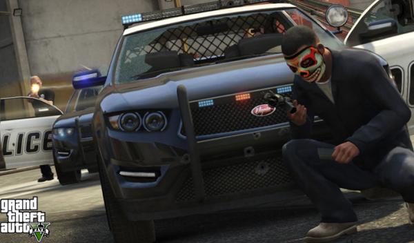 Dodge Charger GTA V