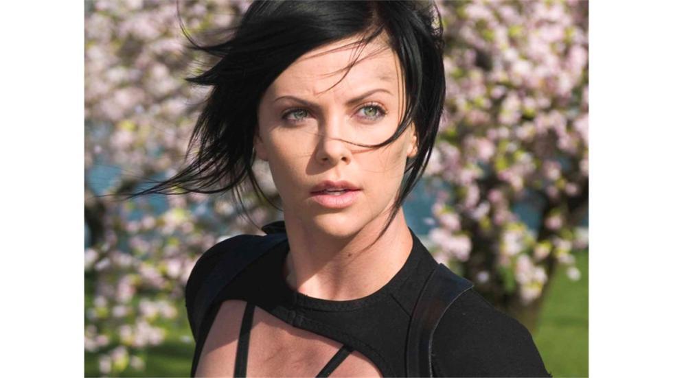 Charlize Theron, en 'Atrapada'.