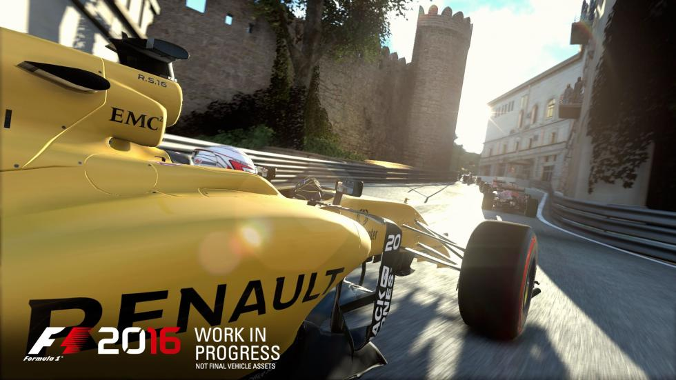 F1 2016 (PS4, Xbox One y PC)