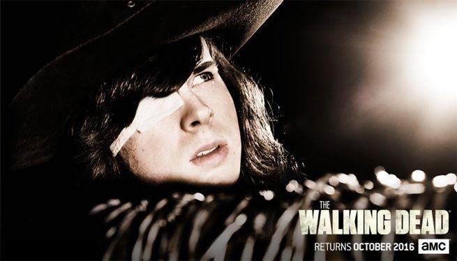 Chandler Riggs 6 temporada