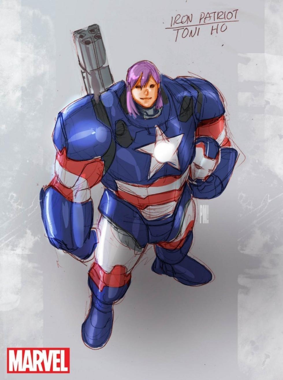 Capitana América