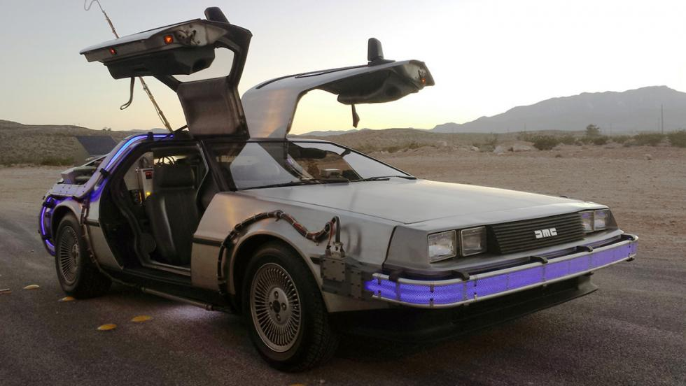 DeLorean DMC-12 - Regreso al Futuro