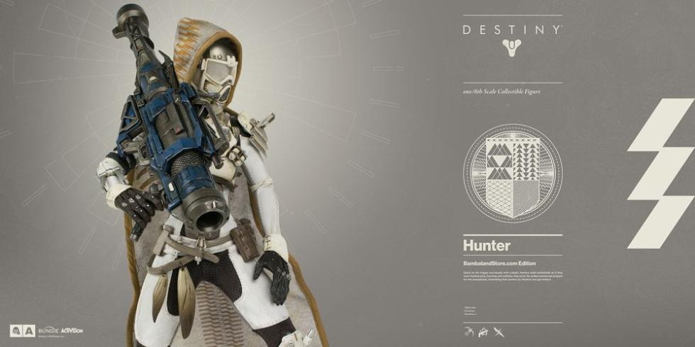 Destiny Cazador 3A Bungie Bambaland Exclusive