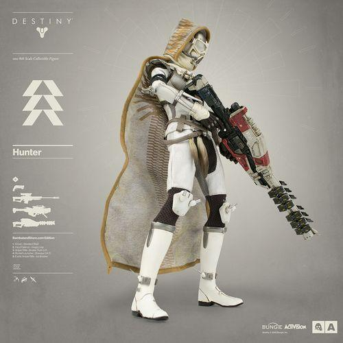 Destiny 3A Cazador Bambaland Exclusive