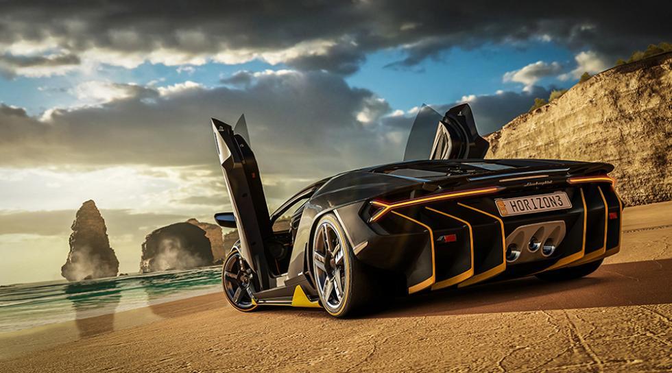 Los coches de Forza Horizon 3