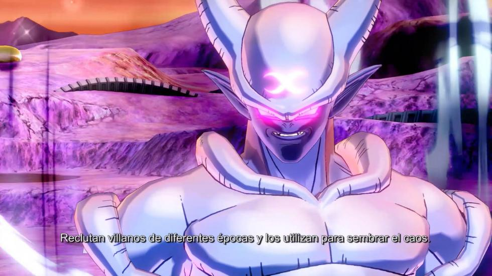 Dragon Ball Xenoverse 2 Janemba