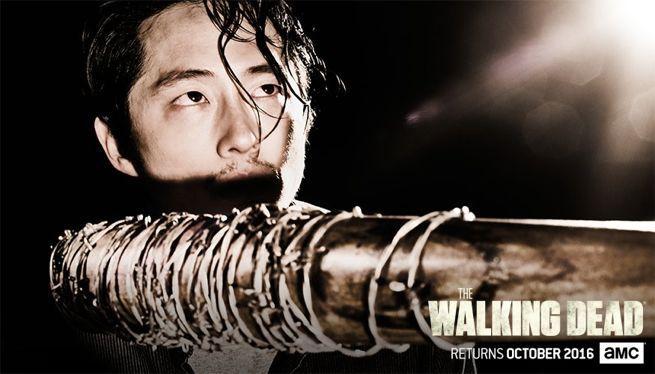 Steven Yeun 6 temporada