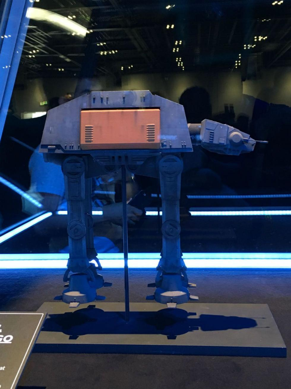 Star Wars Rogue One AT-ACT Walker