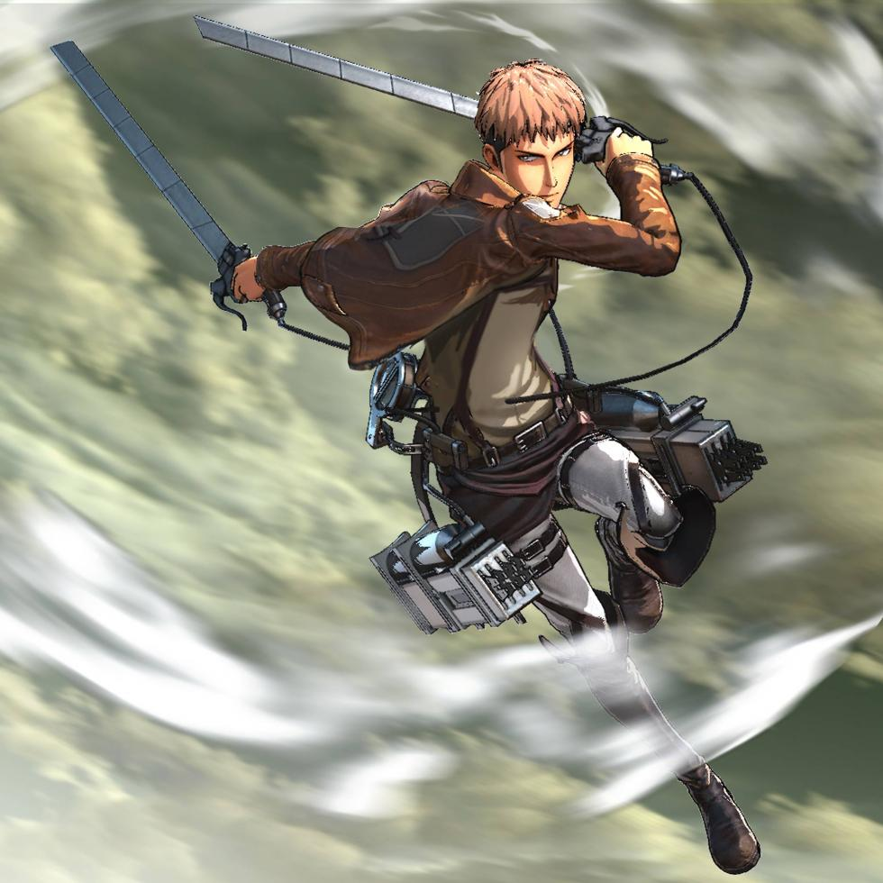 Jean en Attack on Titan Wings of Freedom